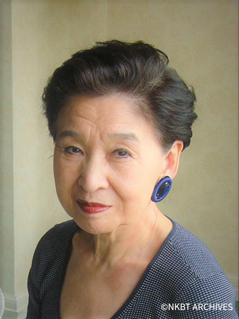 岡本佳津子 | Katsuko Okamoto